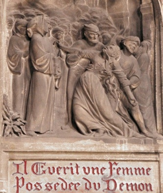S. Bernard exorcism